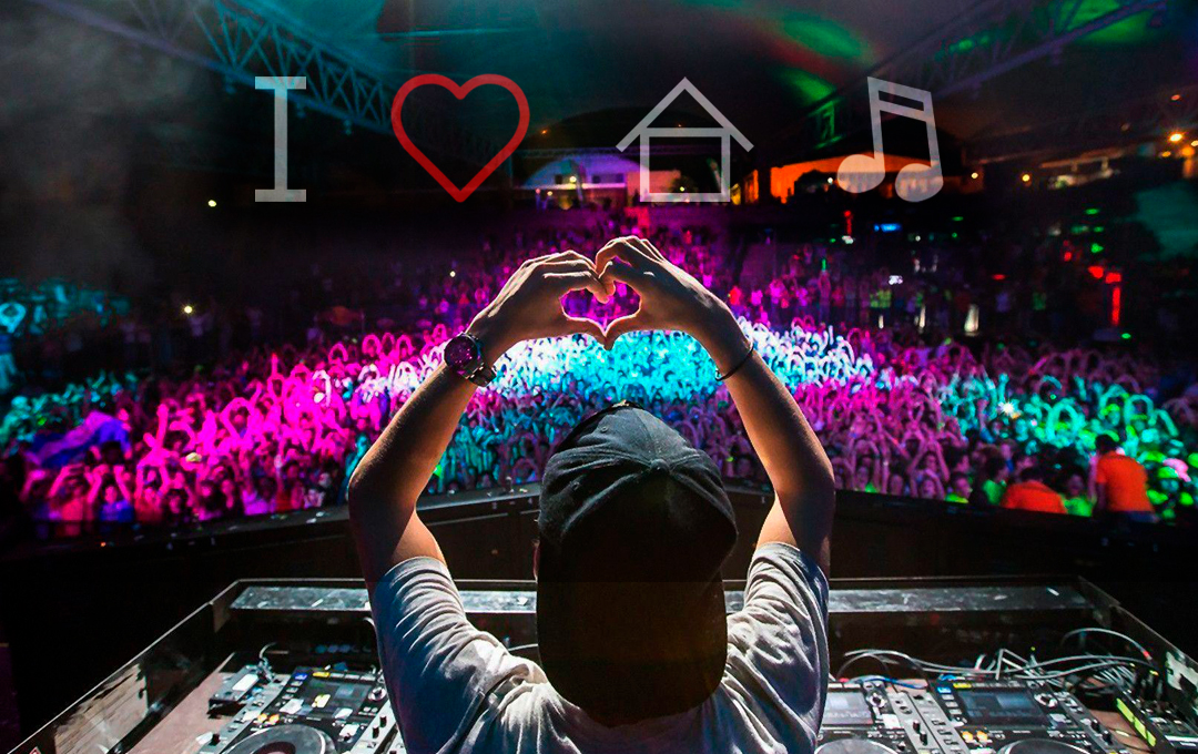 img destaque post house music vertentes música eletrônica