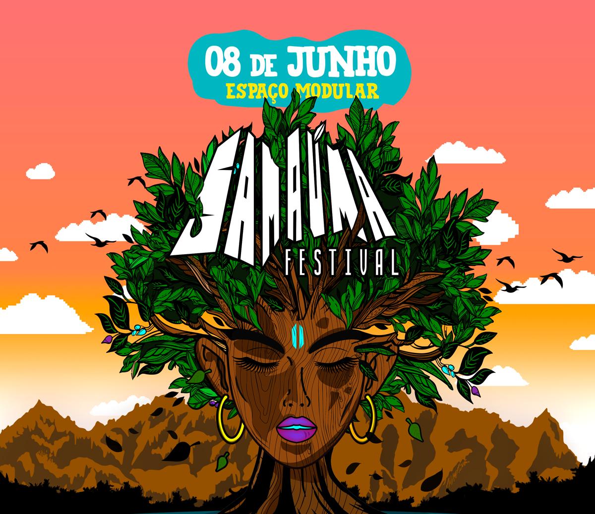 lineup samauma festival sp
