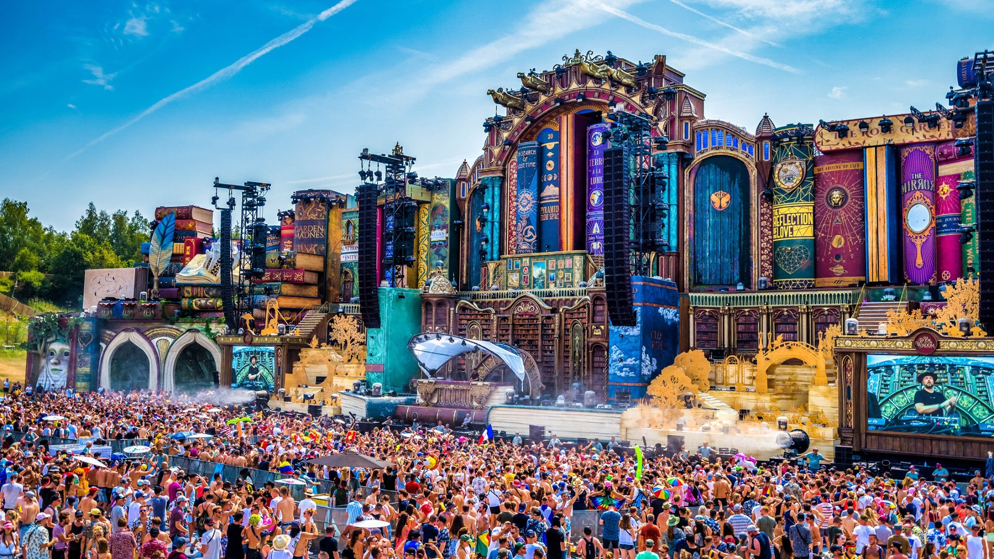 tomorrowland 2019 review never ends