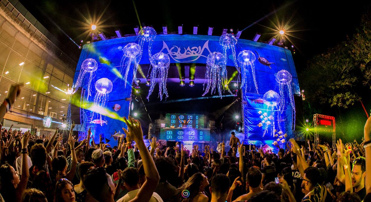 review aquaria festival