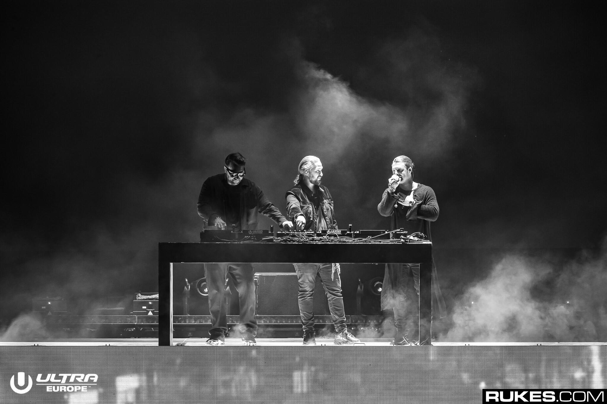 Swedish House Mafia retorno