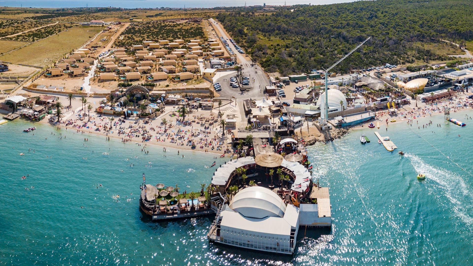 NOA BEACH CLUBE trance festival croatia