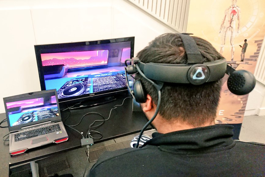 Tribe XR lança sua plataforma 22DJ in VR22