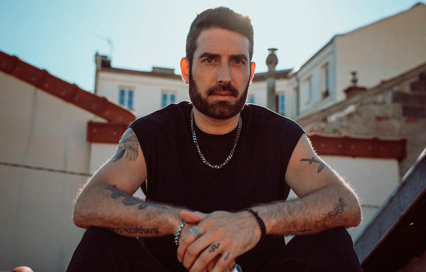 entrevista popof techno dj eletro vibez