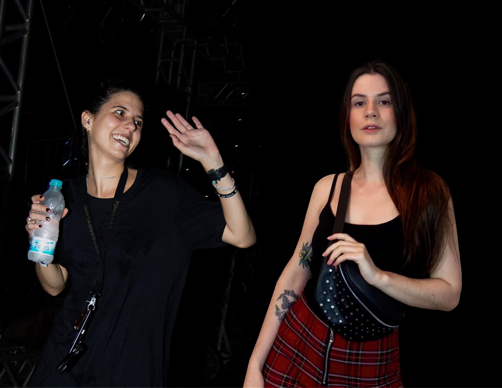 Off the stage O que é logística artística Fernanda Bueno e Juliana Sampaio explicam