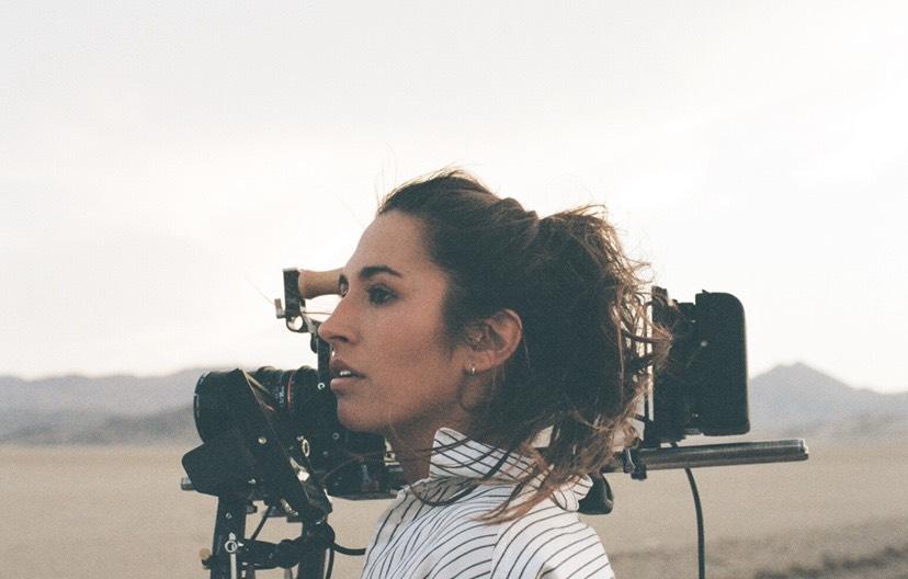 Off the stage O que faz um videomaker Leah Barylsky explica