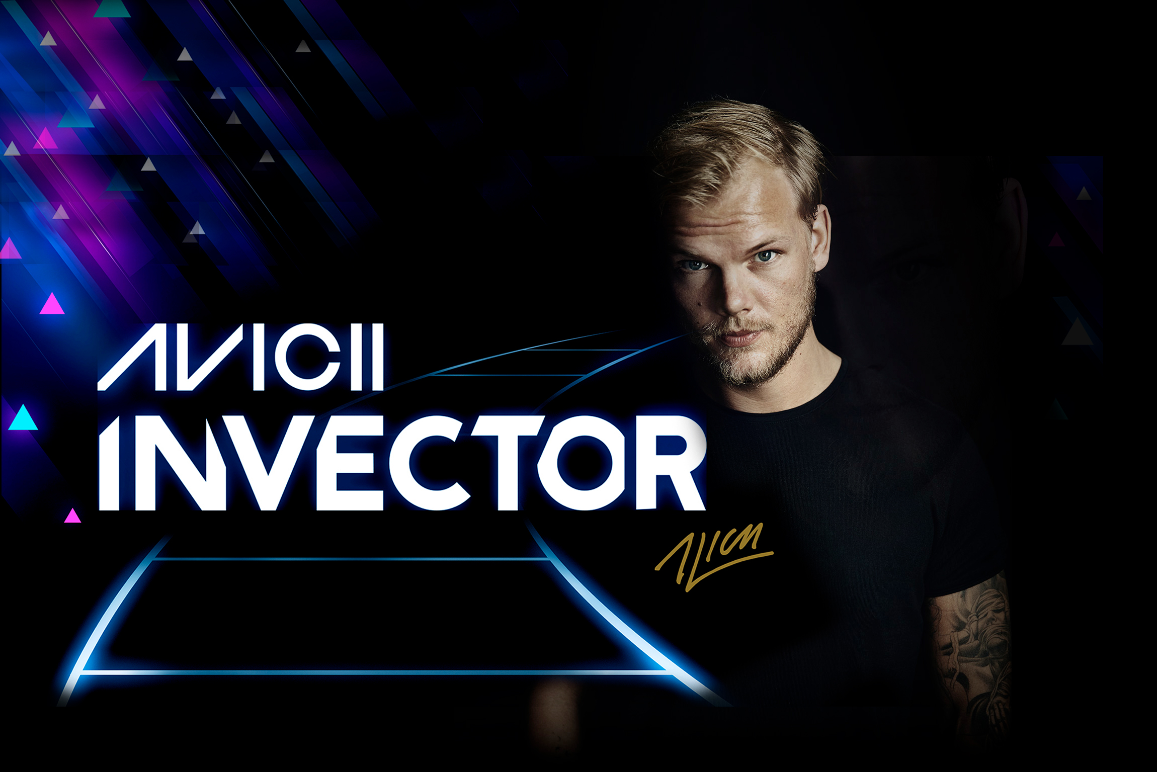 Avicii Invector jogos musica eletronica