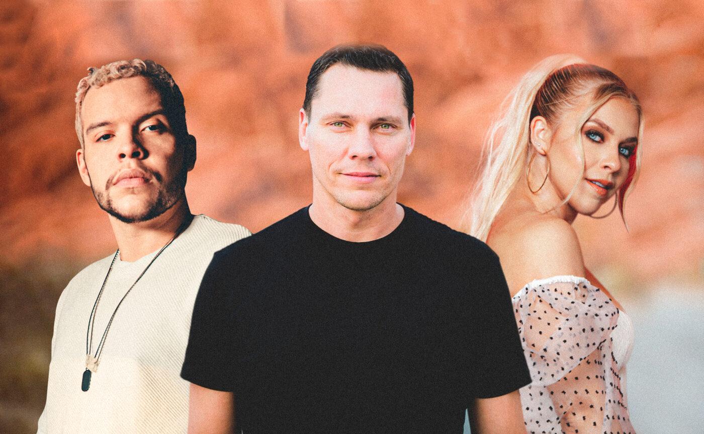 single do JØRD ganha apoio de Tiësto