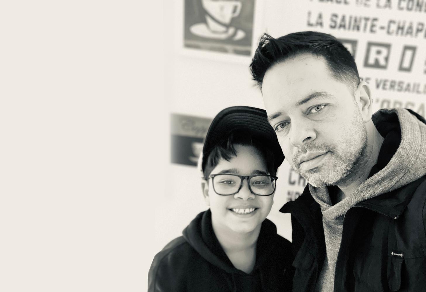 Dash Rexx projeto de pai e filho lança a track Lets Go pela No Definition Records