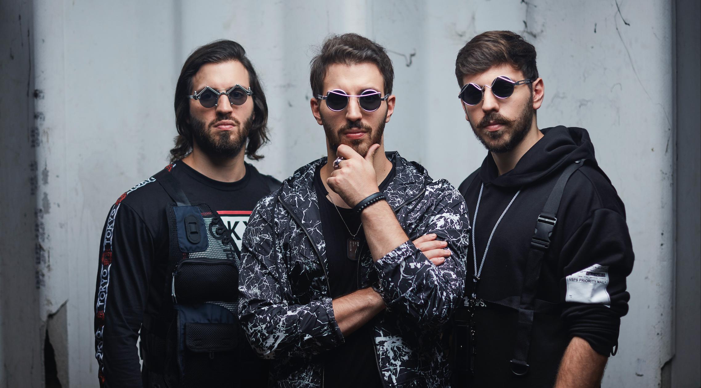 PREMIERE Ouça Castles nova track do trio Audax pela MIXMASH com vocais de Niles Mason