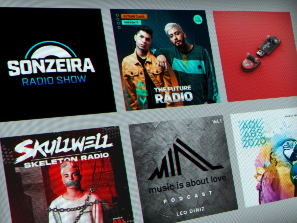 Conheça podcasts musicais de DJs brasileiros