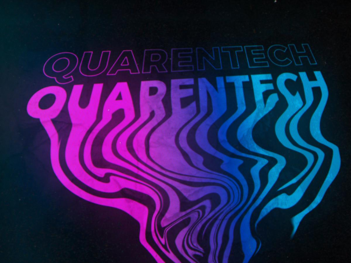 QuarenTech é o podcast de DIEGO MOTA com muitas vibez de Tech House para você acompanhar