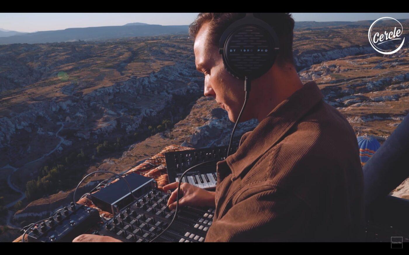 Já podemos dizer que o Melodic House Techno é oficialmente o som do momento