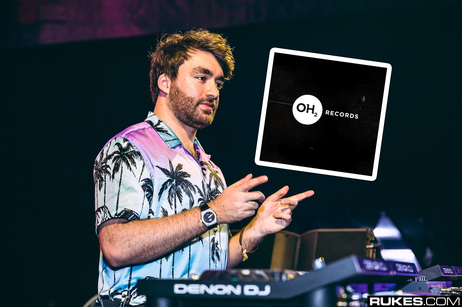 Oliver Heldens inaugura label OH2 e lança track Set Me Free em parceria com Party Pupils