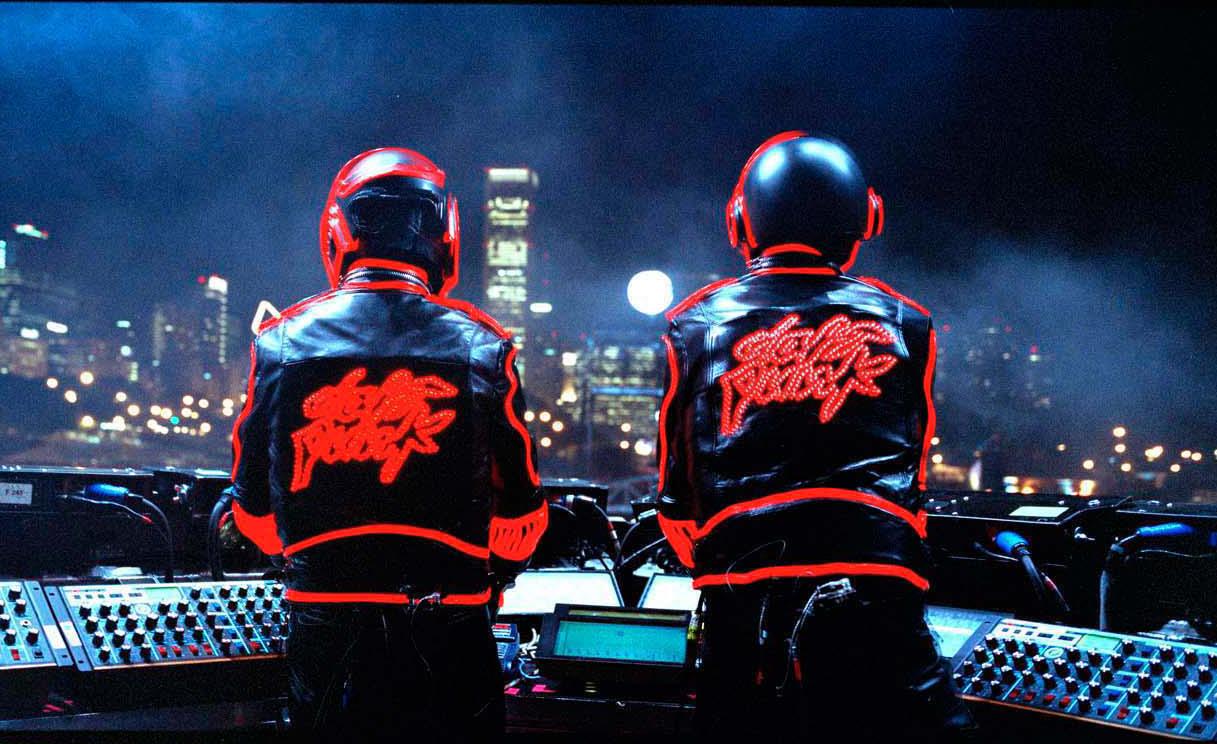 Show de 2006 do Daft Punk será retransmitido este final de semana