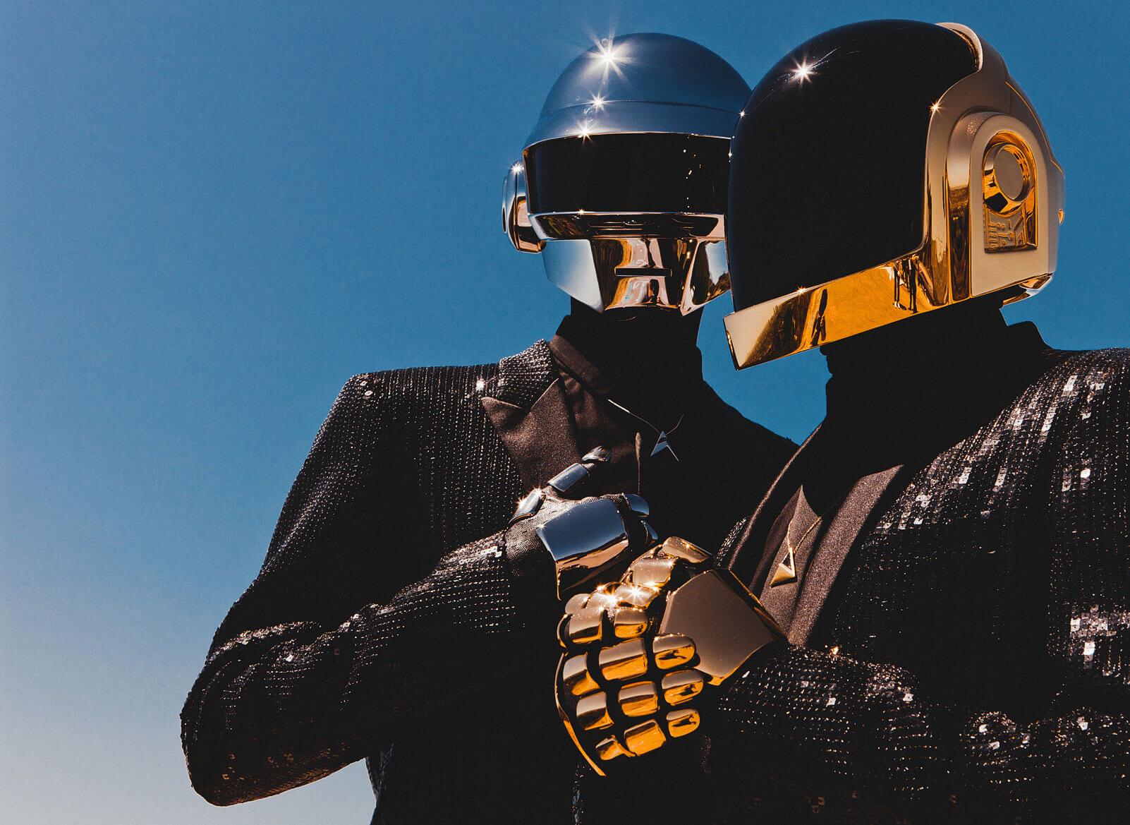 Daft Punk e o término de uma influente trajetória dentro da música eletrônica