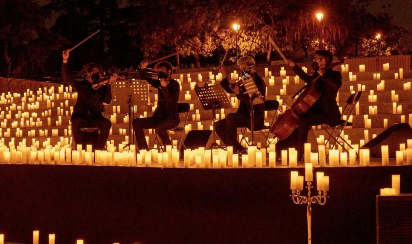 candlelight concerts em são paulo